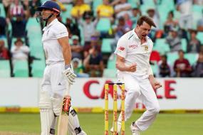 Dale Steyn happy to set the tone on Test return