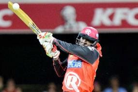 Chris Gayle becomes first batsman to hit 600 sixes in Twenty20s