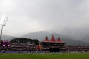 ICC officials impressed with HPCA facilities in Dharamsala