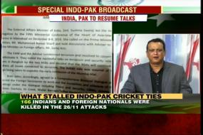 What stalled Indo-Pak cricket ties?