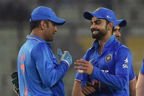 MS Dhoni Keeps Promise Made to Skipper Virat Kohli