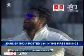 Ravindra Jadeja bamboozles South Africa on Day 2