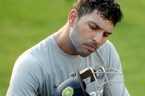 Yuvraj Singh Admits Failure, But Not Willing to Give Up Until 2019