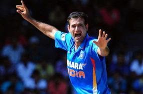 Irfan Pathan keen to get back into the national side