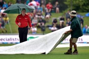 New Zealand vs Sri Lanka 4th ODI called off due to rain