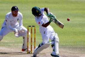 Sledging helps Bavuma knuckle down for maiden Test ton