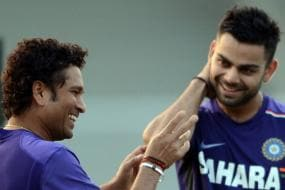 Sachin Tendulkar's advice helped me develop as a better batsman: Virat Kohli