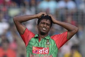 Bangladesh's Rubel Hossain excluded from the new central contract