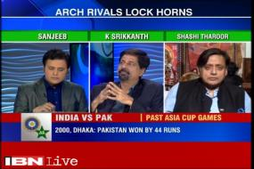 India favourites against Pakistan in Asia Cup, says Kris Srikkanth
