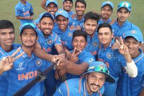 In pics: India vs Sri Lanka, ICC U-19 World Cup