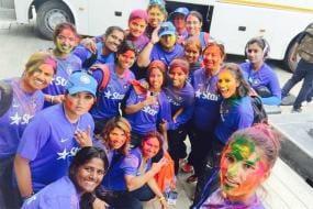 Happy Holi with Team India: Yuvraj sings 'Rang Barse', Raina recalls 'bhaang' of UP