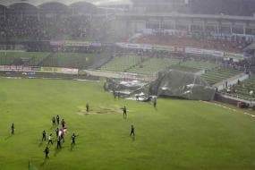 Rain Threat Forces Change of Venues for Four-day Matches Between India A & Australia A