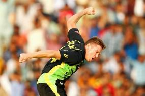 Australia's Limited-over Specialists Arrive in Chennai