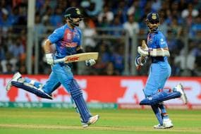 ICC World T20: At Wankhede, India author a tutorial on 'how to run'