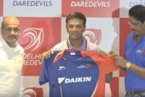 IPL 9: Delhi Daredevils name Rahul Dravid as mentor, Paddy Upton as coach