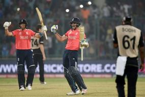 Stokes, Roy heroics help England seal WT20 final spot with a 7-wicket win over New Zealand