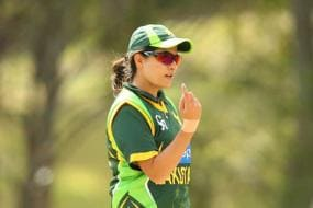 Pakistan Board Removes Sana Mir as Women's Team Skipper