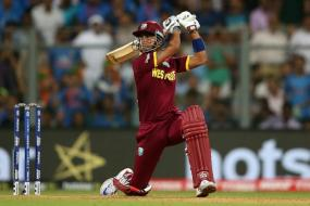 ICC World T20: Lendl Simmons - the man who flew in to pull the trigger on India