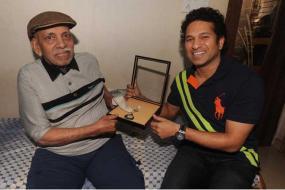 Tendulkar's Childhood Coach Ramakant Achrekar Passes Away in Mumbai