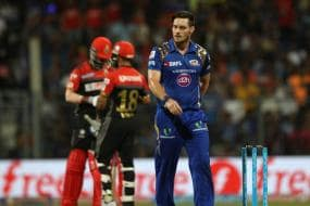 IPL 2018: MI Pick McClenaghan As Injured Behrendorff's Replacement