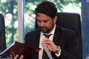 Did Not Ask Ex-BCCI President to Speak on Govt Interference: Anurag Thakur