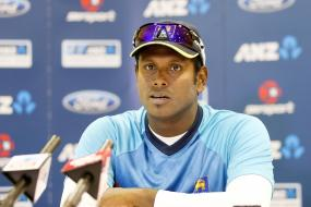 Injury-Prone Angelo Mathews Will Not Bowl Against South Africa