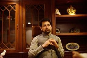 Quick Change of Ends in BCCI With Anurag Thakur's Appointment