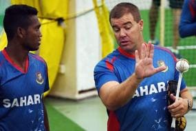 Heath Streak Quits as Bangladesh Bowling Coach