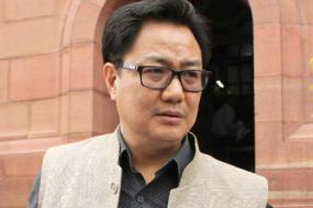 Rijiju Welcomes BCCI's Decision to Come Under NADA Ambit