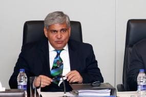 Shashank Manohar Elected Unopposed To Serve Second Term as ICC Chairman