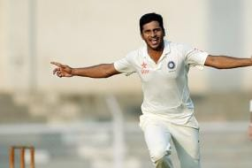 India A Dismiss New Zealand A For 211 on Day 1