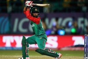 Tamim Becomes First Bangladesh Batsman to Score 6,000 List A Runs