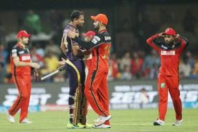 Yusuf Pathan's 29-ball 60 Powers Kolkata to 5-Wicket Win over RCB