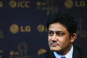 Saliva Ban is a Temporary Measure until Coronavirus is Controlled: Anil Kumble