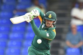 De Kock & Steyn Rested for First Two ODIs Against Pakistan