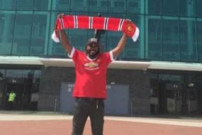 Chris Gayle 'Wants to Join' Manchester United