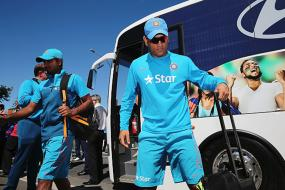MS Dhoni and Co Arrive in Zimbabwe for Limited-Overs Series
