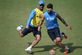 Kohli, Dhoni to Play Charity Football Match Against Bollywood Stars
