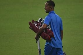 West Indies Opener Lendl Simmons Anxious to be Fit for CPL