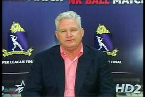 Dean Jones Loses Cool as Aussies Sink in Indore