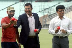 Shami, Wriddhiman to Be Part of India's First Pink-ball Game