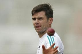 Ashes 2019: England Optimistic on Anderson Injury After He Goes Through Light Drills