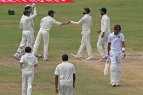India Bowled With a Lot of Discipline, Says Brathwaite