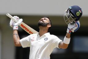 Virat Kohli Named Wisden's Leading Cricketer in the World for 2016