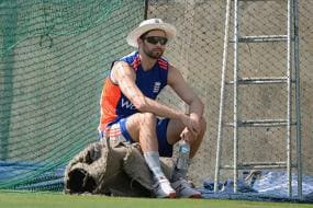 Mark Wood Glad to be Back Firing for England
