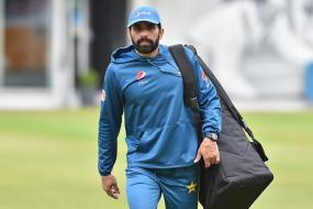 Pakistan Coach Misbah-ul-Haq Disappointed With Attitude of Some Senior Players