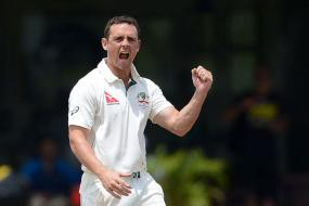 India Frugal With Praise for Pune Tormentor Steve O'Keefe