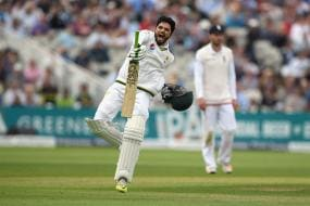 Pakistan's Azhar Ali Scores Century on Somerset Debut