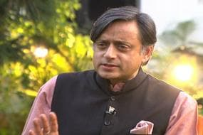 If PM Can Attend Wedding in Lahore, Why Can't India & Pak Play Cricket: Tharoor