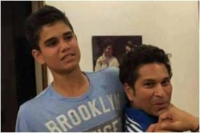 Wake Up Every Morning & Chase Your Dreams, Says Sachin to His Son Arjun